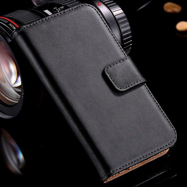 For Nexus 4 Genuine Leather Case Full Body Protect Cover For Lg Go 32240251901-1-black