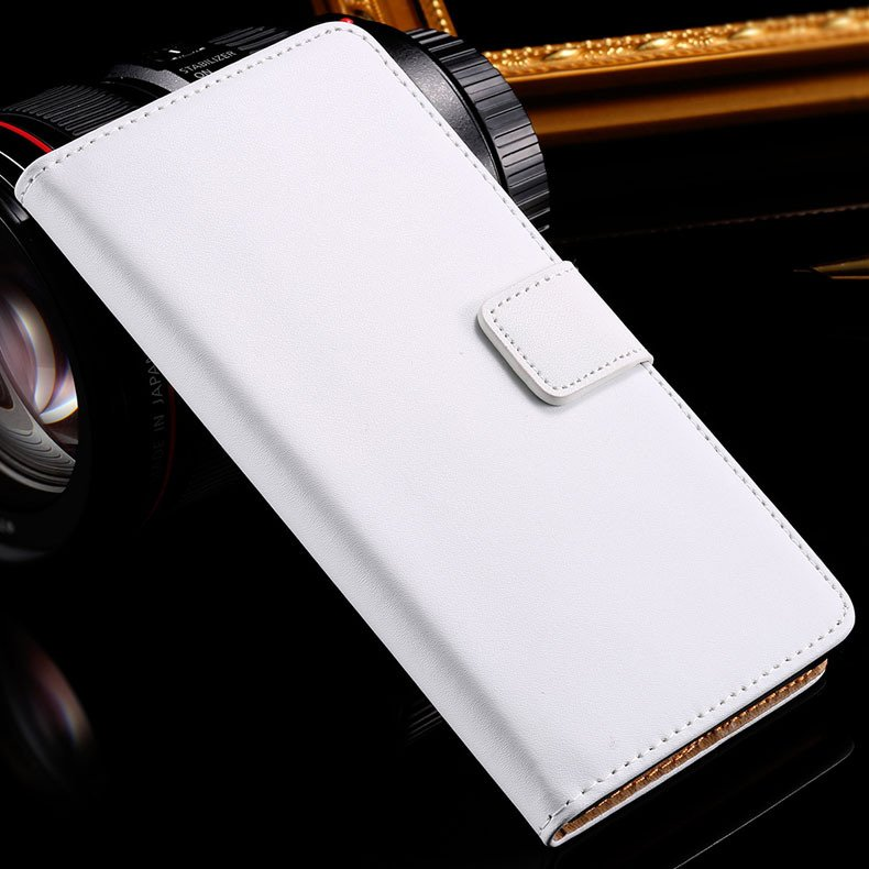 Z3 Wallet Leather Case With Magnetic Buckle For Sony-Ericsson Xper 32276680677-2-white
