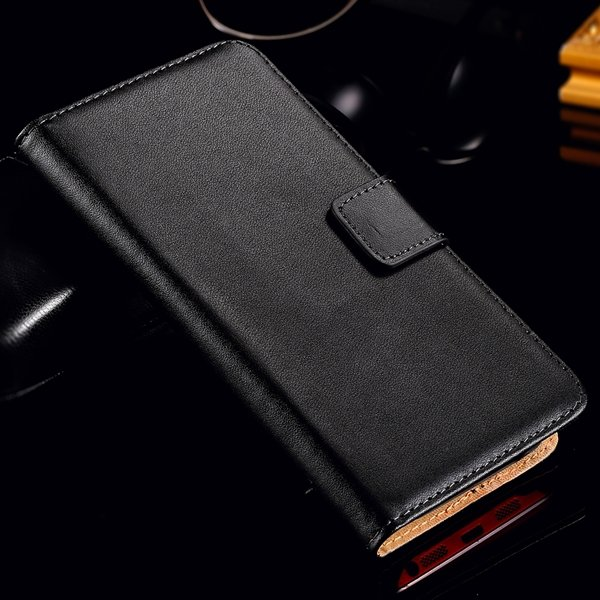 G2 Wallet Book Case Genuine Leather Cover For Lg Optimus G2 D802 D 32283919048-1-black