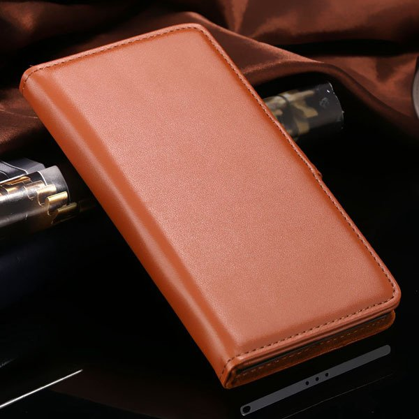 High Quality Pu Leather Case For Sony-Ericsson Xperia Z2 D6503 L50 1821781177-2-brown