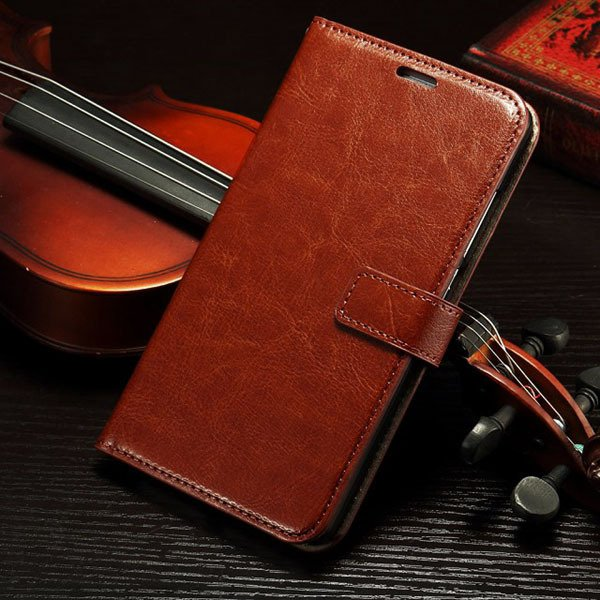 Mate 7 Pu Leather Case Card Slot Wallet Cover Case For Huawei Asce 32295039184-4-brown