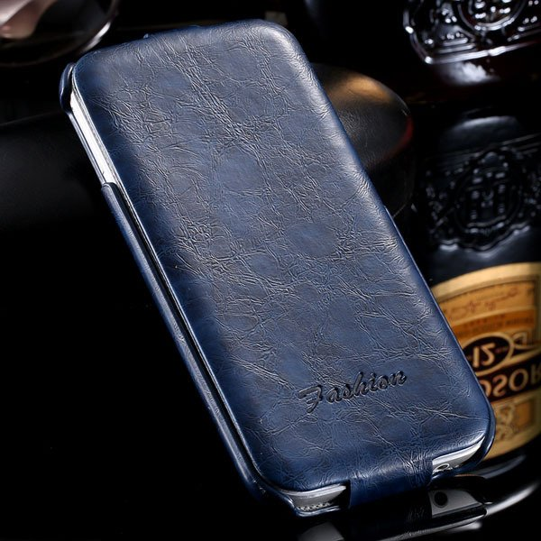 M8 Flip Case Full Protective Cover For Htc One M8 Premium Luxury P 32270427021-3-blue