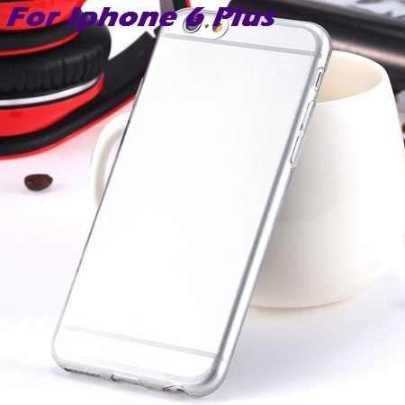 0.3Mm Ultra Thin Silicon Soft High Clear Case For Iphone 6 Crystal 32245374718-9-Clear For I6 plus