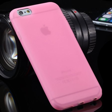 Hot Cute Cindy Color Silicone Soft Case For Iphone 6 4.7Inch Cover 2051305600-3-Pink