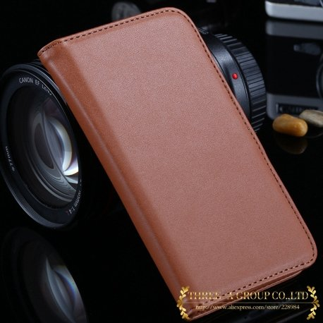 For Iphone 6 Flip Case Retro Luxury Stand Wallet Pu Leather Case F 2019025290-4-brown