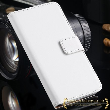 2015 New Retro Luxury Top Quality Genuine Leather Case For Iphone  2012727454-2-white