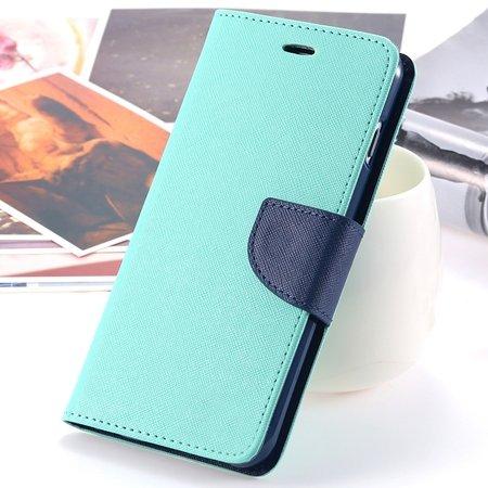 "Retro Fashionable Flip Pu Leather Case For Iphone 6 Case 4.7"""" Luxu 2028613606-12-Mint"