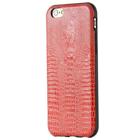For Iphone 6 Case Vintage Luxury Pu Leather Case For Iphone 6 4.7I 32259779446-5-Orange