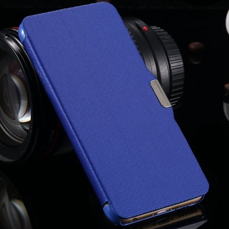 Cool Sexy Top Quality Book Design Pu Leather Case For Iphone 6 4.7 2037954151-4-Blue