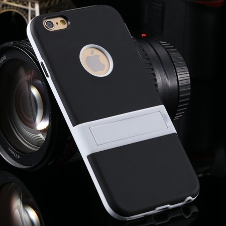 """New Arrival High Quality Tpu Soft Case For Iphone 6 4.7"""""""" Fixture S 2046533077-1-Black"""