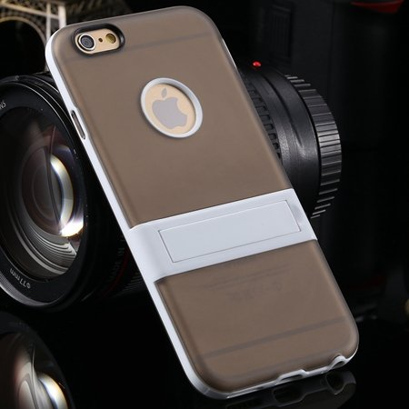 "New Arrival High Quality Tpu Soft Case For Iphone 6 4.7"""" Fixture S 2046533077-9-Gray"