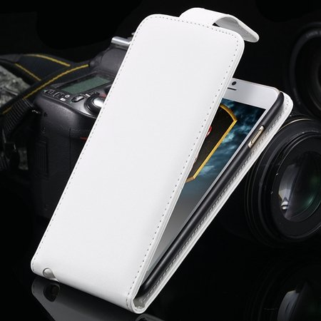 For Iphone 6 Case Retro Luxury Vertical Flip Pu Leather Case For I 32267677876-2-White