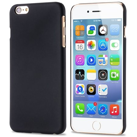 For Iphone 6 5.5 Hard Case Retro Luxury Nail Oil Scrub Case For Ip 32279034982-1-Black
