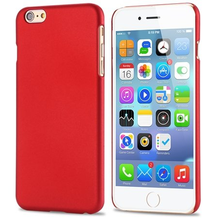 For Iphone 6 5.5 Hard Case Retro Luxury Nail Oil Scrub Case For Ip 32279034982-2-Red