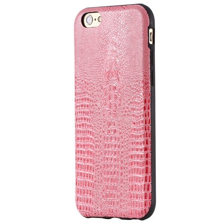 "Vintage Elegent Soft Feeling Leather Case For Iphone 6 4.7"""" Cell P 32259366040-3-Pink"