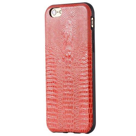 "Vintage Elegent Soft Feeling Leather Case For Iphone 6 4.7"""" Cell P 32259366040-5-Orange"