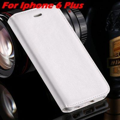 For Iphone 6 Leather Case Retro Luxury Pu Leather Case For Iphone  32265895680-7-White For I6 Plus