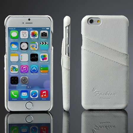 2015 New Year Retro Luxury Pu Leather Case For Iphone 6 4.7Inch Ha 2045849735-2-White