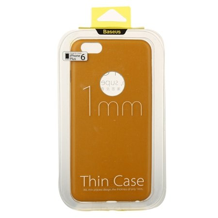 2015 New Luxury Original Beseus Gold Leather Case For Iphone 6 4.7 32270508870-4-Yellow