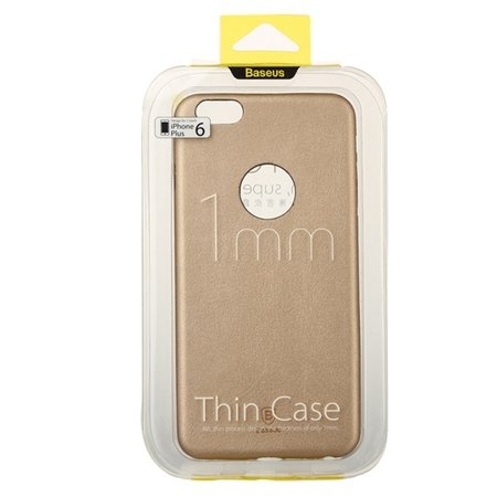 2015 New Luxury Original Beseus Gold Leather Case For Iphone 6 4.7 32270508870-5-Gold