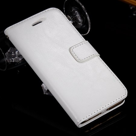 For Iphone 6 Filp Case Retro Luxury Men Women Pu Leather Case For  2045546292-2-White