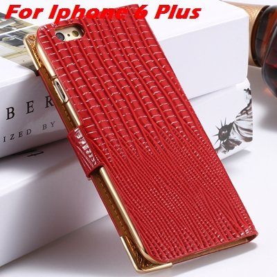 For Iphone 6 Diamond Case Girl'S Cute Luxury Bling Rhinestone Pu L 32266230500-8-Red For I6 Plus