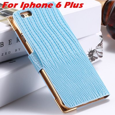 For Iphone 6 Diamond Case Girl'S Cute Luxury Bling Rhinestone Pu L 32266230500-9-Blue For I6 Plus