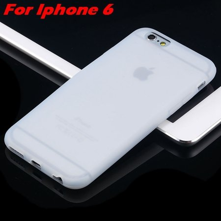 For Iphone 6 Tpu Case Cindy Color Cute Soft Silicone Case For Ipho 2051373334-5-White For Iphone 6
