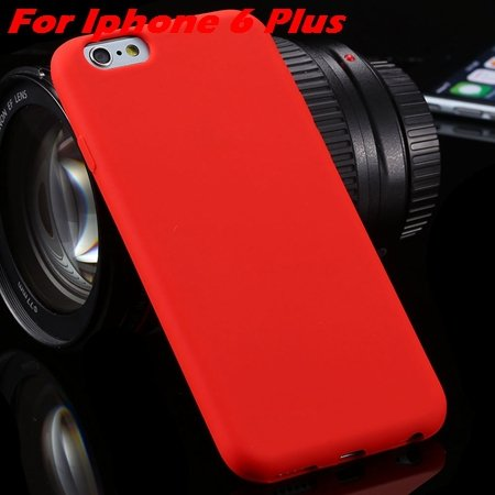 For Iphone 6 Tpu Case Cindy Color Cute Soft Silicone Case For Ipho 2051373334-16-Red For I6 Plus