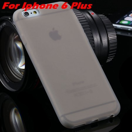 For Iphone 6 Tpu Case Cindy Color Cute Soft Silicone Case For Ipho 2051373334-20-Gray For I6 Plus