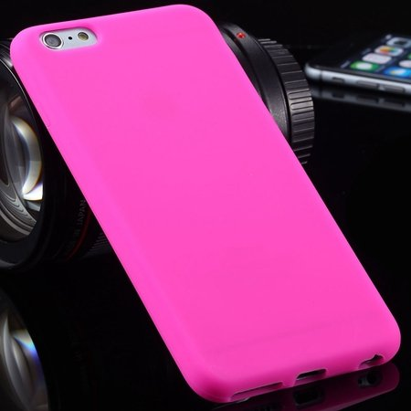 New Arrival Top Quality Cute Tpu Soft Case For Iphone 6 Plus Vinta 2051374985-11-Hot Pink