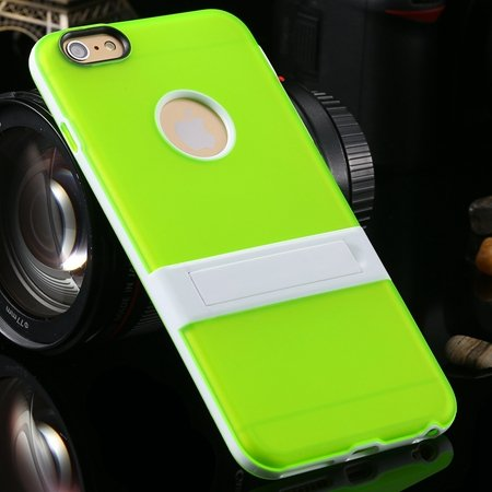 For Iphone 6 5.5 Stand Case Unique Cool Fexibile Soft Tpu Case For 2046620110-7-Green