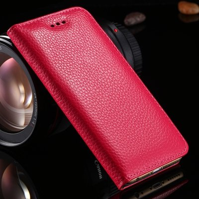For Iphone 6 Plus Case Luxury Vintage Lychee Pattern Pu Leather Ca 32259342020-7-Hot pink
