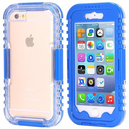 For Iphone 6 5.5Inch Soft Case Retro Anti-Water Sport Waterproof C 32277576039-2-Blue