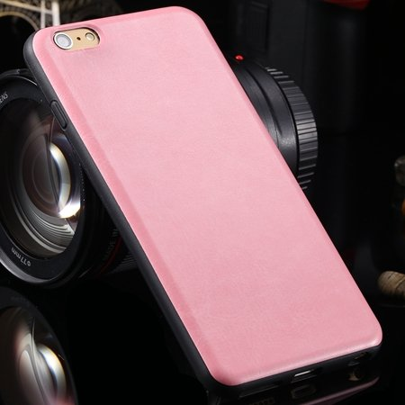 Hot Unique Retro High Quality Pu Leather Case For Iphone 6 Plus So 2046785535-5-Pink