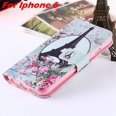 For Iphone 6 Leather Case Premium Wallet Stand Flip Card Slot Pu L 32255156267-1-For Iphone 6