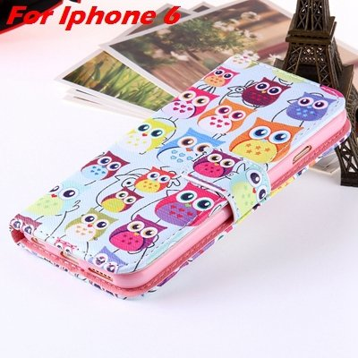 For Iphone 6 Leather Case Premium Wallet Stand Flip Card Slot Pu L 32255156267-2-For Iphone 6