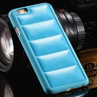 Vintage Luxury Soft Sofa Leather Case For Iphone 6 Plus 5.5Inch Le 32258451526-7-Sky Blue