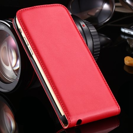 For Iphone 6 Plus Leather Case Gold Luxury Flip Pu Leather Case Fo 32264376386-3-Red