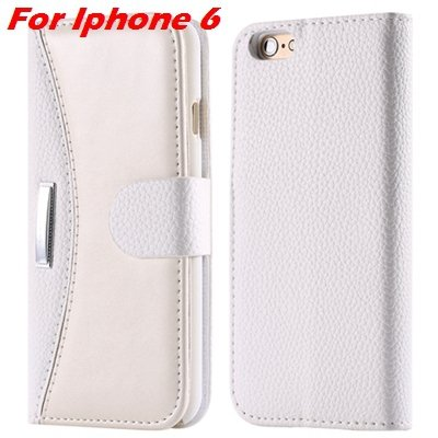Retro Classic Business Style Pu Leather Case For Iphone 6 Plus Mob 32254553998-2-White For Iphone 6