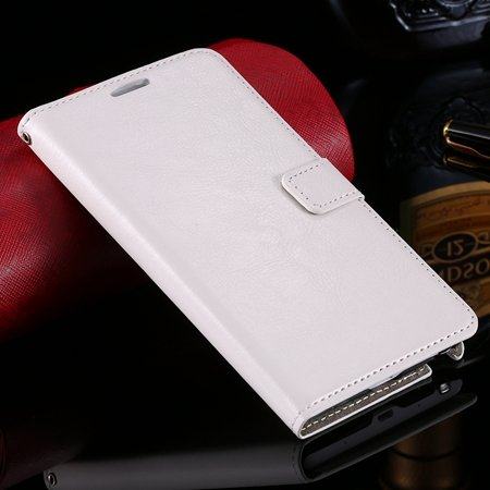 For Note Edge Case Vintage Stand Pu Flip Leather Case For Samsung  32275293499-2-White