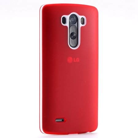 G3 Case Cute Lovely Soft Silicone Case For Lg G3 D857 D858 Protect 2028266832-5-Red