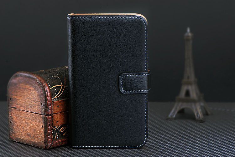 Nexus4 Wallet Case Retro Stylish Genuine Leather Case For Lg Googl 1526982552-1-black