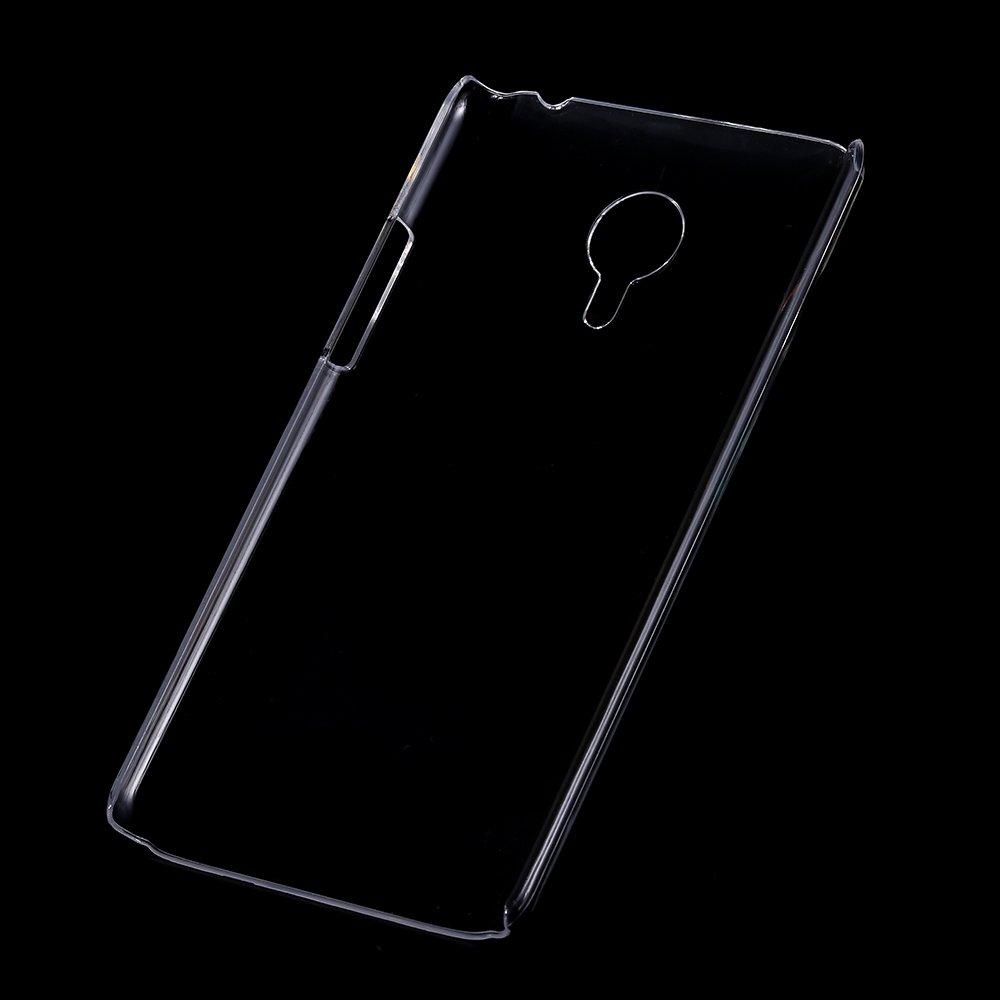 Mx4 Case Anti-Scratch Pure Cute Glass Crystal Transparent Case For 32288592209-1-Clear
