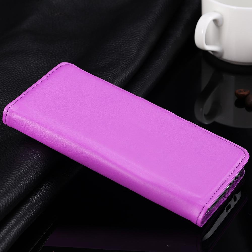For M8 Flip Case Luxury Top Quality Pu Leather Case For Htc One M8 1838750180-8-purple