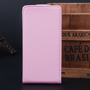 X12 Case Retro Luxury Vertical Flip Genuine Leather Case For Sony  32270842782-3-Pink