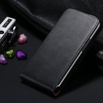 2015 Newest Luxury Top Quality Genuine Leather Case For Htc One M7 1526973534-1-black