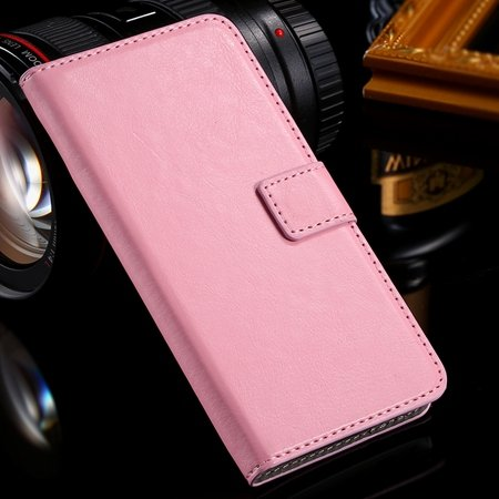 Cool Luxury Animal Pattern Pu Leather Case For Htc One M7 801E Fli 32283311252-4-Pink