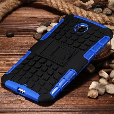 2 In 1 Style Rugged Heavy Duty Armor Case For Motorola Moto Nexus  32294434838-4-Blue