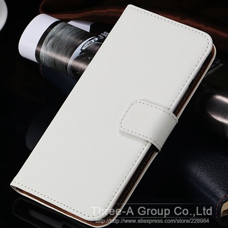M8 Case Vintage Luxury Top Quality Genuine Leather Case For Htc On 1914122550-2-White